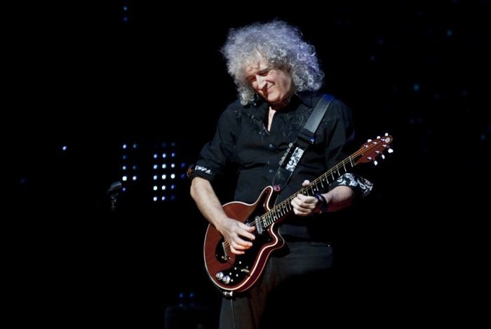 Queen Guitarist Brian May in Concert